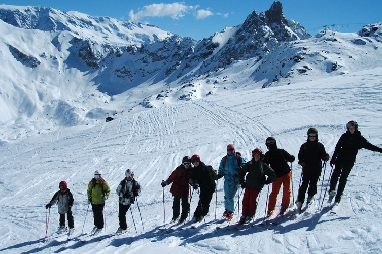 fain de saison ski andorre pyrénées