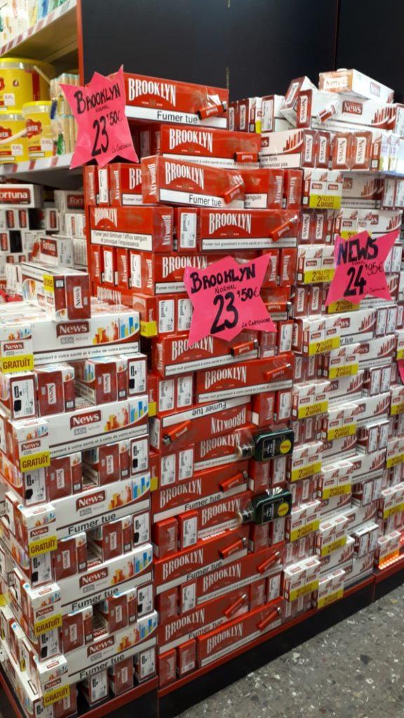 hausse du prix du tabac andorre